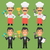 chef · camarero · formato · eps · 10 · negocios - foto stock © yuriytsirkunov