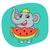 desen · animat · elefant · mascota · ilustrare · animal - imagine de stoc © yuriytsirkunov