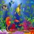魚 · 海藻 · 熱帯 · 動物 · エキゾチック · ベクトル - ストックフォト © yurkina