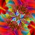 ilustração · fractal · floral · padrão · luz · fundo - foto stock © yurkina