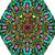 実例 · 明るい · 曼陀羅 · パターン · 宝石 · 芸術 - ストックフォト © yurkina