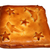 fish pie with a golden brown and decoration of dolphins stock photo © yurkina
