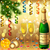goblets new year's balls scrap fir tree stock photo © yurkina