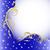 fényes · szalag · csillagok · megvilágított · sátor · üres · tábla - stock fotó © yurkina