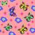 vektor · végtelen · minta · pillangók · virágok · konzerv · használt - stock fotó © yurkina