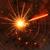 csillag · kitörés · fraktál · absztrakt · örvény · copy · space - stock fotó © yurkina