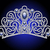 wedding feminine diadem with blue stone stock photo © yurkina