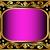 horizontal · quadro · dourado · padrão · ilustração · abstrato - foto stock © yurkina