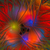 brilhante · colorido · caleidoscópio · padrão · abstrato · projeto - foto stock © yurkina