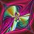 カラフル · フラクタル · 自然 · 現象 · 数学の · セット - ストックフォト © yurkina