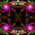 フラクタル · 実例 · パターン · 花 · 花 · ファッション - ストックフォト © yurkina