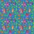 illustration seamless pattern marine life with colorful fish co stock photo © yurkina