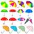 guarda-chuvas · ilustração · voador · tempestade · guarda-chuva · desenho - foto stock © yurkina