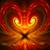 resumen · color · corazón · ola · ilustración · fondo - foto stock © yurkina