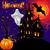 kisértetjárta · sütőtök · ház · illusztráció · forma · halloween - stock fotó © yurkina