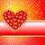 renkli · gül · kalp · sevmek · ışık - stok fotoğraf © yurkina