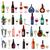 vin · rouge · sombre · atmosphérique · 3d · illustration · bouteille - photo stock © yurkina