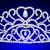 フェミニン · クラウン · 実例 · 宝石 · ピンク · 花嫁 - ストックフォト © yurkina