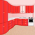 interior · cocina · rojo · ilustración · grupo · edificios - foto stock © yurkina
