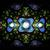 verde · fractal · imagem · cores · abstrato - foto stock © yurkina