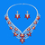 ilustração · colar · casamento · pedras · moda - foto stock © yurkina