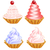 collectie · bakkerij · cake · iconen · snoep · zoete - stockfoto © yurkina