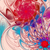 illustration background bright colors of spiral night stock photo © yurkina