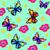 вектора · бабочки · цветы · элегантный · пастельный - Сток-фото © yurkina
