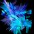 Blauw · spiraal · stralen · abstract · chaos · donkere - stockfoto © yurkina