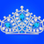 illusztráció · korona · tiara · nők · csillogó · értékes - stock fotó © yurkina