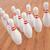 bowling · csetepaté · fapadló · fából · készült · buli · sport - stock fotó © zarost