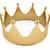 gouden · kroon · 3d · illustration · metaal · succes · hoed - stockfoto © zarost
