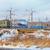 chemin · de · fer · pont · suivre - photo stock © zastavkin