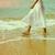 nő · sétál · tengerparti · promenád · sziget · Kanári-szigetek - stock fotó © zastavkin