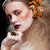 halloween · beauté · femme · maquillage · style · fille - photo stock © zastavkin