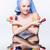 młoda · kobieta · kąpieli · ręcznik · patrząc · ramię · sexy - zdjęcia stock © zastavkin