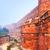 czerwony · ford · rano · mgły · Indie · wysoki - zdjęcia stock © zastavkin