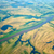 Aerial view on North Yakutia landscapes stock photo © zastavkin