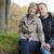mature couple outdoors stock photo © zdenkam