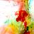 renkli · sıvı · sanat · boya · su · soyut - stok fotoğraf © zdenkam
