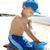 пляж · мальчика · играет · песок · природы - Сток-фото © zdenkam