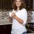 woman in the kitchen stock photo © zdenkam