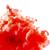 vermelho · nosso · água · isolado · branco - foto stock © zdenkam