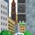 gebouwen · groene · landschap · hemel · architectuur · heuvel - stockfoto © zebra-finch