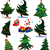 Cartoon Christmas trees with presents stock photo © Zebra-Finch