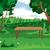 смешные · Cartoon · лес · пейзаж · дизайна · птица - Сток-фото © zebra-finch