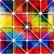幾何学的な · 抽象的な · シームレス · 紙 - ストックフォト © zebra-finch