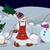 étterem · szalag · éjszaka · háttér · tél · ajándék - stock fotó © Zebra-Finch