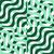 rétro · 3D · vert · magenta · ondulés - photo stock © zebra-finch