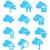 vérifier · icône · nuage · internet · réseau · web · communication - photo stock © zebra-finch